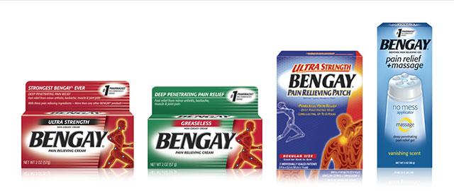 BENGAY® coupon