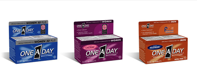 One A Day Multivitamins coupon