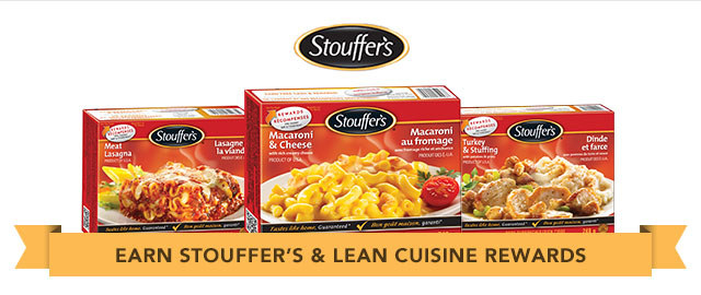 Stouffer's® Single Serve Entrées coupon