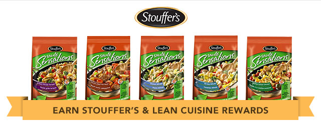 Stouffer's® Sauté Sensations coupon