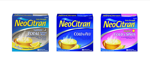 NeoCitran coupon