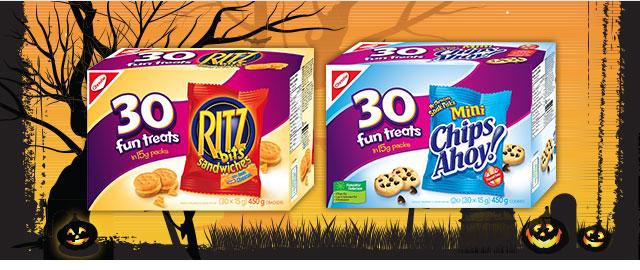 CHRISTIE Halloween Fun Treats coupon