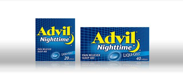 Advil® Nighttime coupon