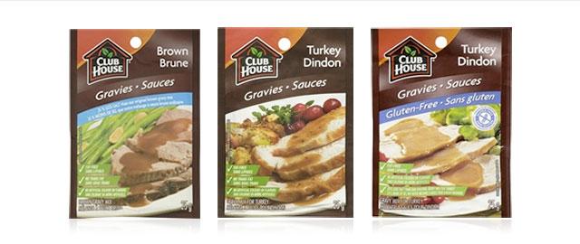 Any Club House Gravy Mix coupon