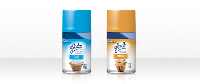 Glade® Automatic Spray Refill coupon