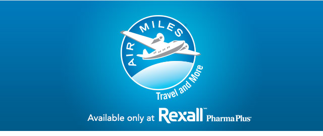 Spend $30 at Rexall & earn 30 reward miles coupon