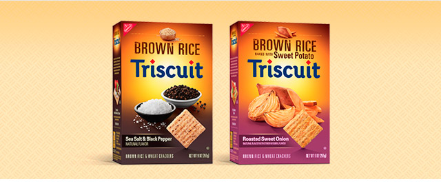 Buy 2: TRISCUIT Crackers coupon