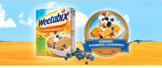 Weetabix coupon