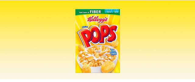 Buy 2: Kellogg's Corn Pops coupon