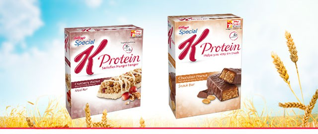 Buy 2: Kellogg's Special K Protein Bars coupon