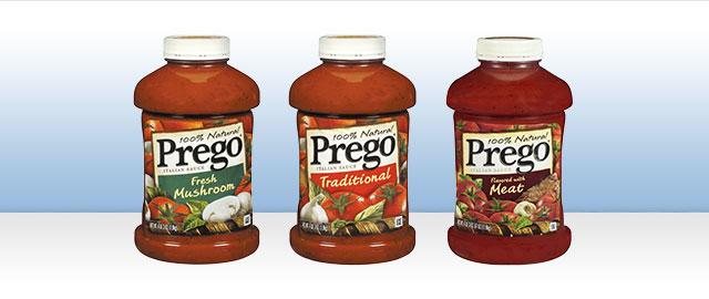 Prego® Italian Sauces coupon