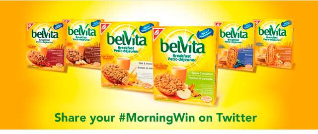 belVita Breakfast Biscuits Christie Corner Offer coupon