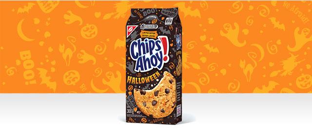 CHIPS AHOY! Halloween cookies coupon