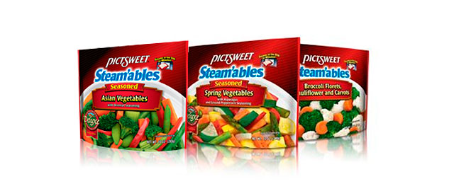 Pictsweet Steam'ables coupon