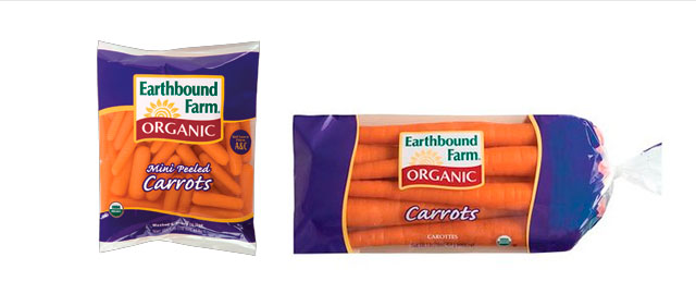 Earthbound Farm Organic Carrots coupon