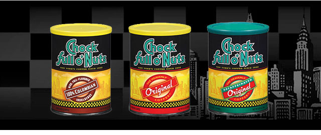 Chock full o'Nuts coffee coupon