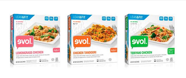 EVOL Lean & Fit Meals coupon