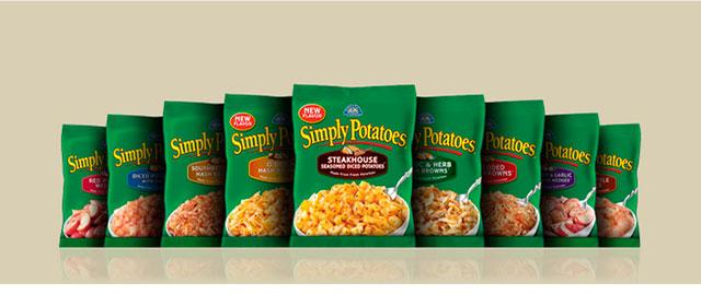 Simply Potatoes coupon