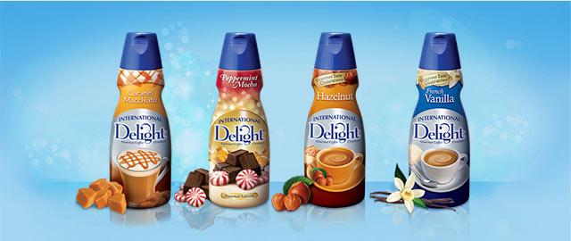 International Delight coffee creamer coupon