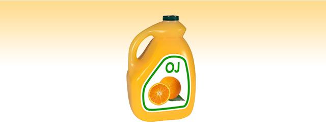 Orange juice, 59 fl oz or more coupon