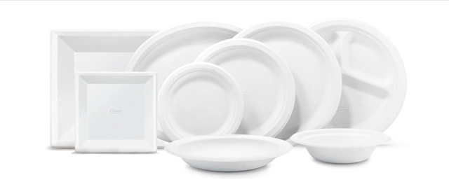 Chinet Classic White paper plates or bowls coupon