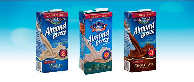 Almond Breeze Almondmilk coupon