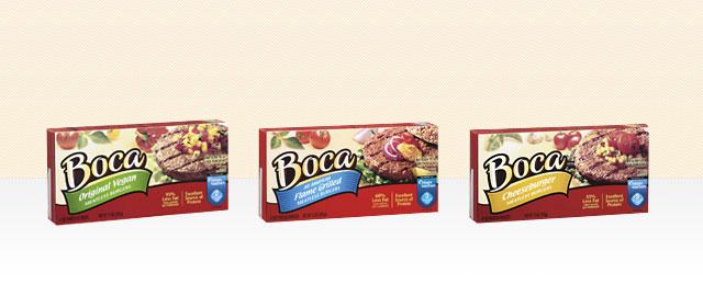 BOCA Burgers coupon