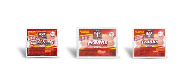 Bar-S Classic franks coupon
