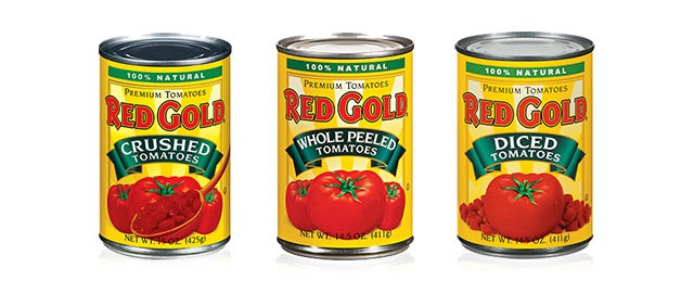Red Gold canned tomatoes coupon