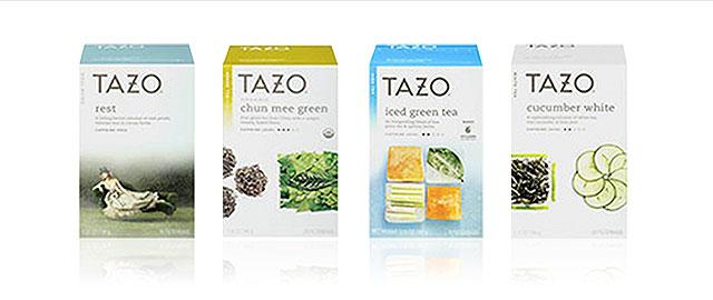 Tazo tea coupon