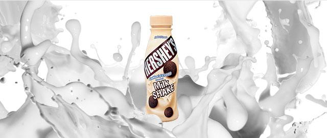 HERSHEY'S Milkshake coupon
