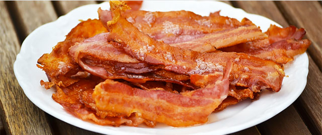 Bacon - ignore me coupon