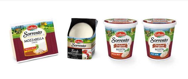 Sorrento Mozzarella or Ricotta Cheese coupon