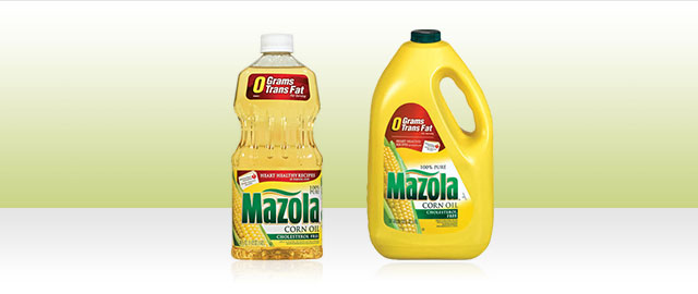 Mazola corn oil coupon