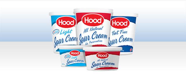 Hood sour cream coupon