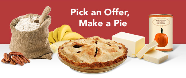 Pick Your Own Offer coupon