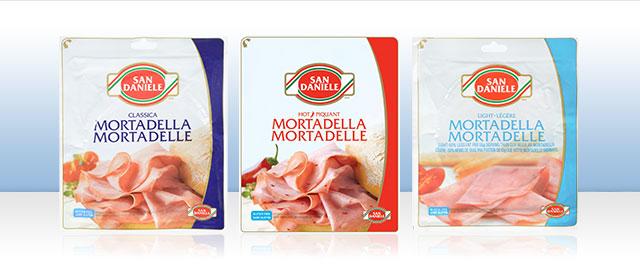 San Daniele Sliced Mortadella coupon