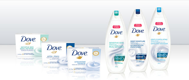 Buy 2: DOVE Beauty Bar or Body Wash coupon