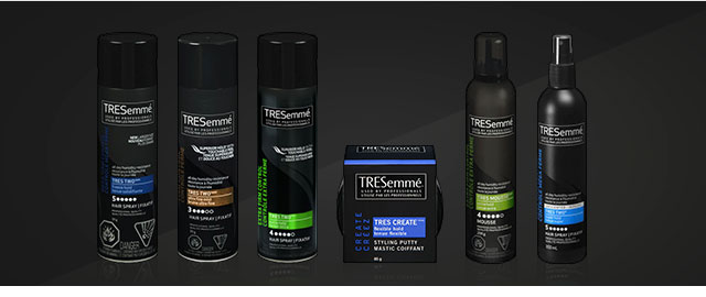 TRESemmé styling products coupon