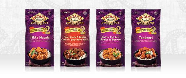 Patak's Cooking Sauces for 2 coupon