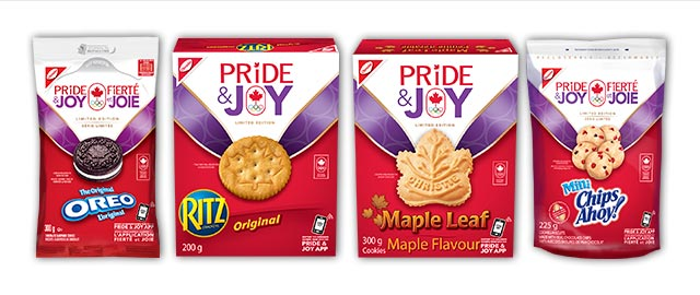 UNLOCKED! Pride & Joy Christie cracker or cookie coupon