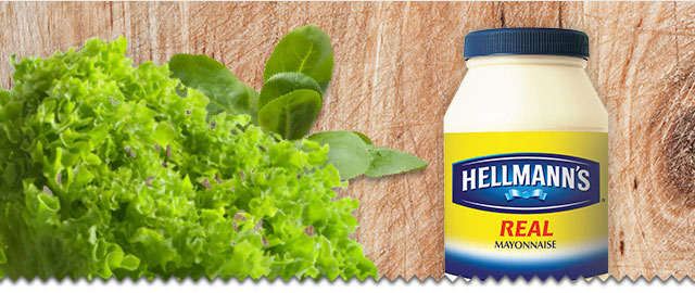 Hellmann's® Real Mayonnaise 1.42L coupon