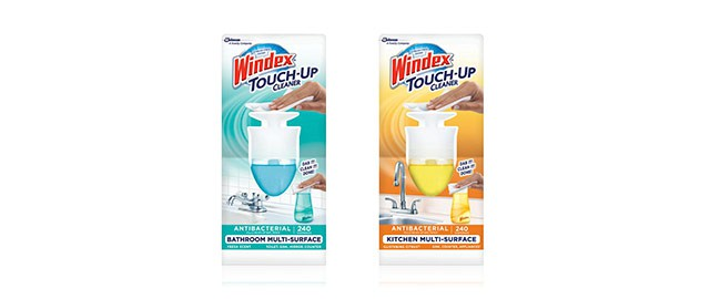 Windex® Touch-Up Cleaner coupon