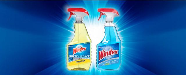Windex® coupon
