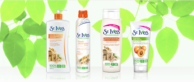 Buy 2: St. Ives® products coupon