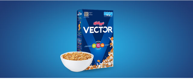 Kellogg's* Vector* Meal Replacement coupon