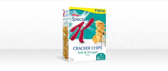 Special K* Salt & Vinegar Cracker Chips coupon