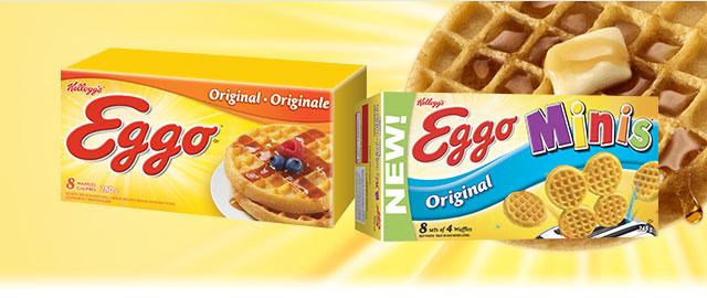 Eggo* Waffles or Eggo Minis* Waffles coupon