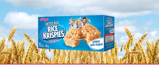 Rice Krispies Squares* Bars* FR coupon