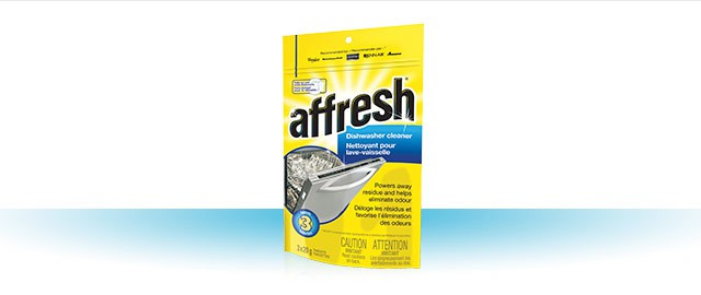 affresh® Dishwasher cleaner coupon